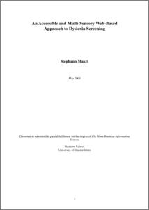 College Paper Help Dyslexia Child