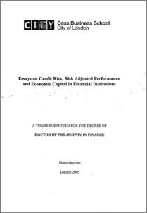 Thesis asset management london